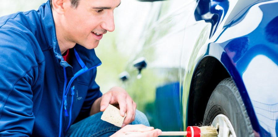 How to spruce up your mercedes benz this spring laguna for Mercedes benz laguna niguel car wash