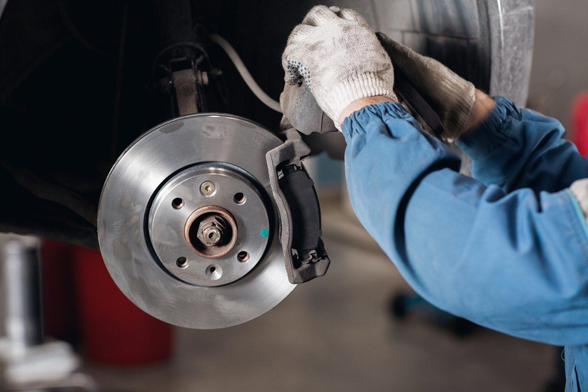 Brake Repair Get More Mileage Out Of Your Brakes
