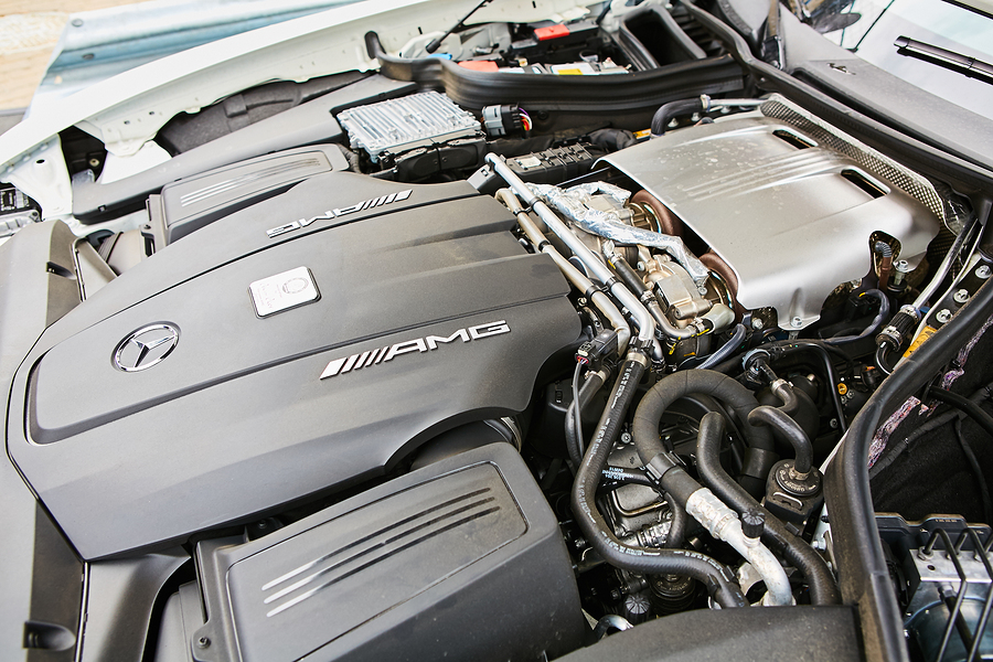 Use Genuine Parts For Mercedes Benz Service